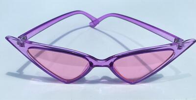 """""""Rich Bi$h Energy"""" Cateye Eyewear"""