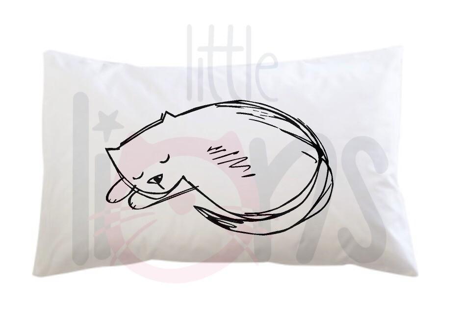 Catnap Pillowcase