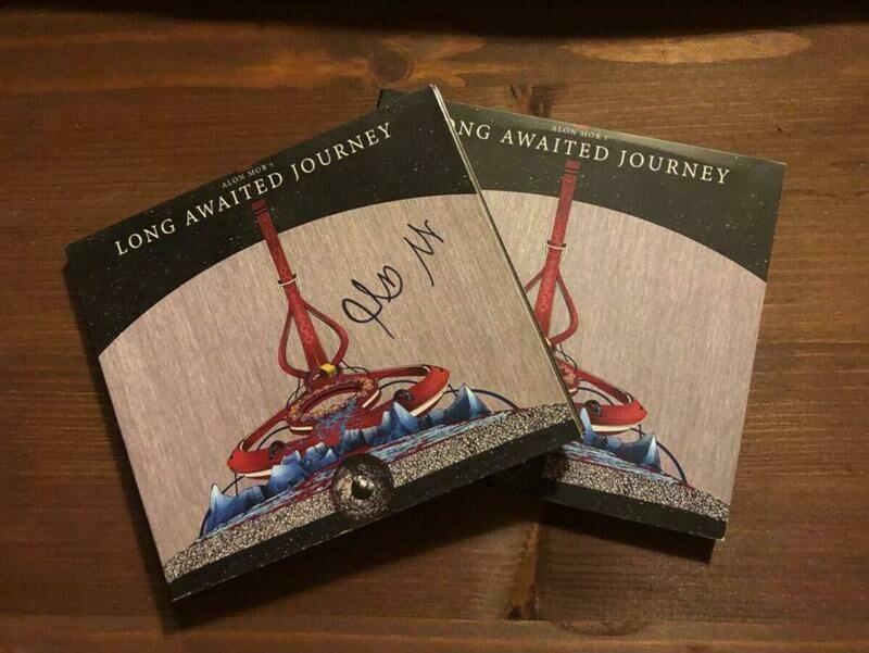 Long Awaited Journey CD