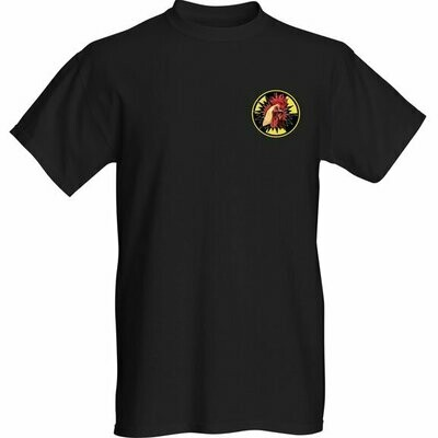 Official Rooster-Radio.com short-sleeve T-Shirt