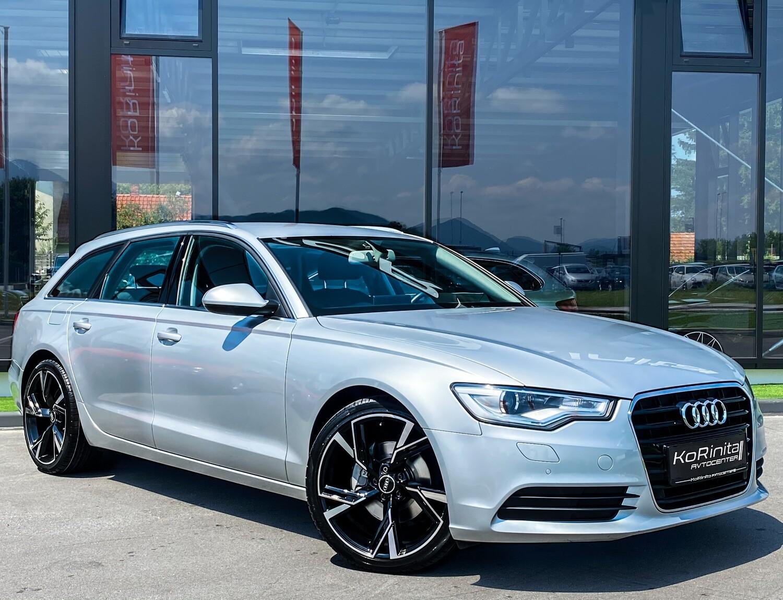 Audi A6 Avant 2.0 TDI 2012