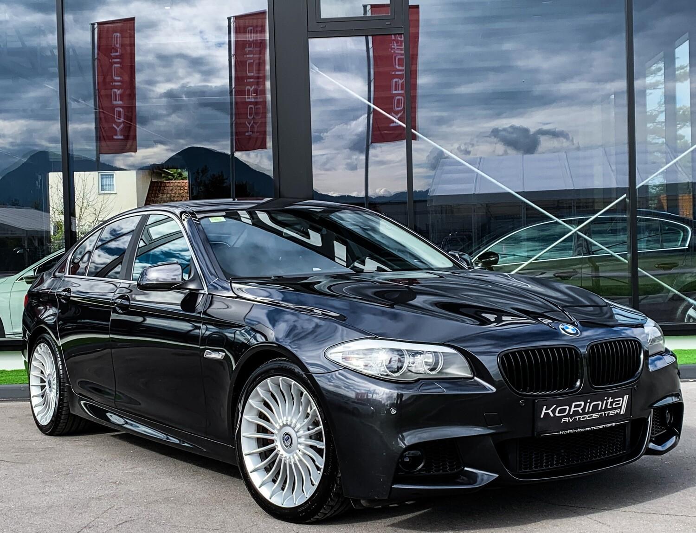BMW serija 5: 520D M optik-Sport- OBROK 230EUR 2010