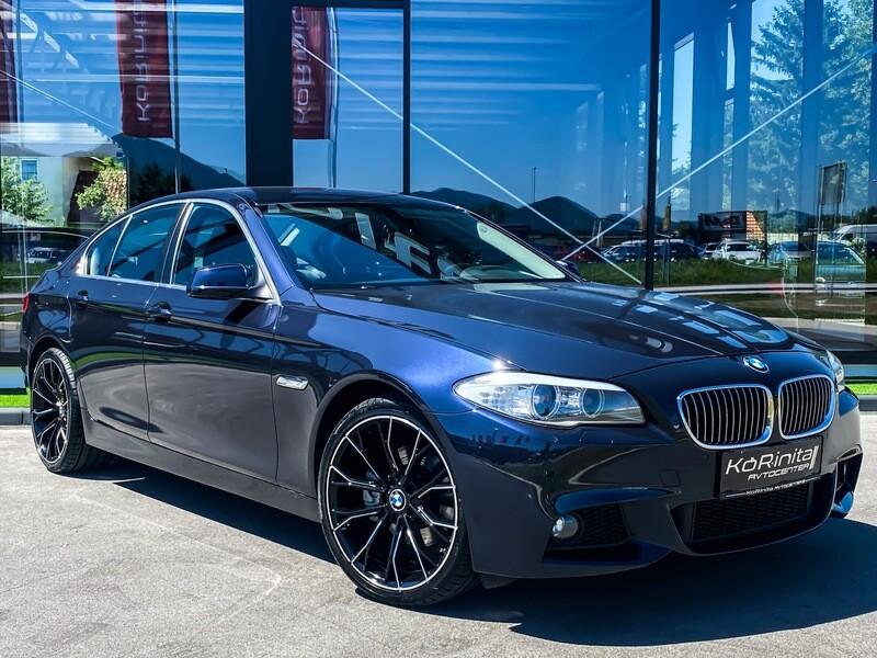 BMW serija 5: 520d OBROK 218EUR 2011