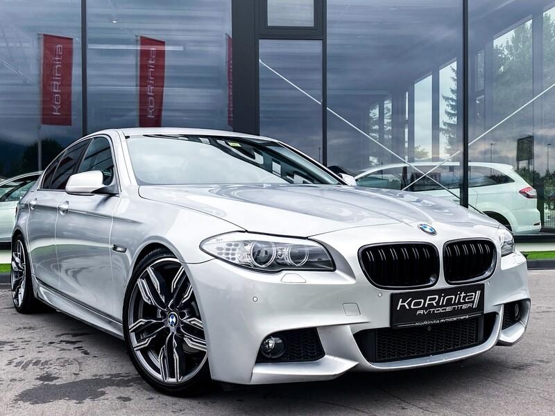 BMW serija 5: 520d OBROK 253EUR 2011