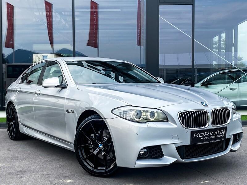 BMW serija 5: 520d OBROK 262EUR 2012