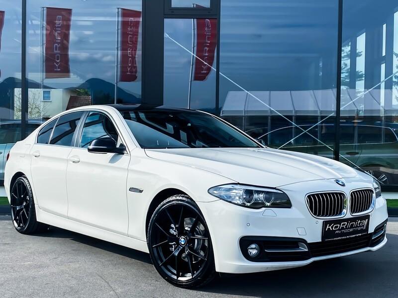BMW serija 5: 520d OBROK 282EUR 2015