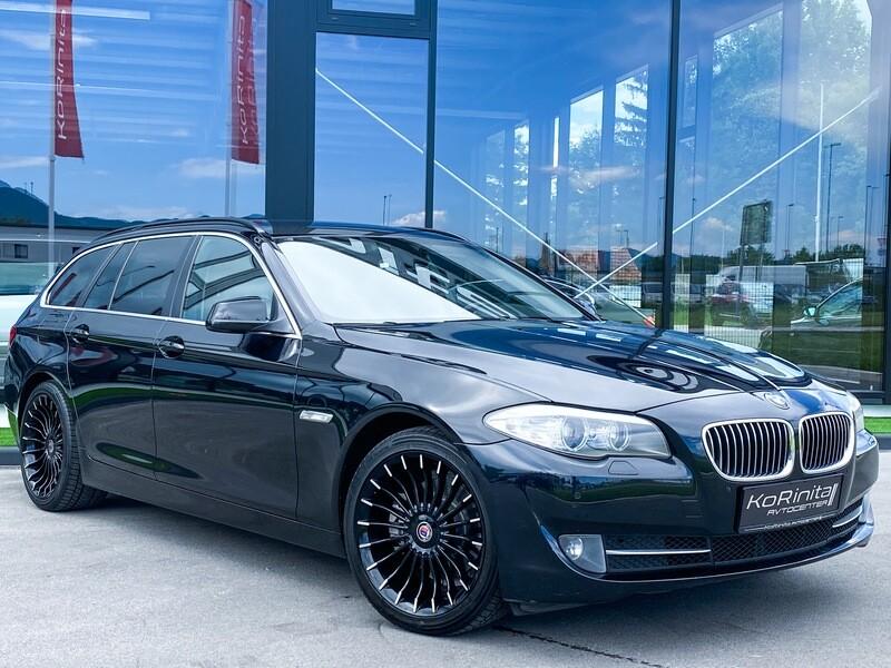 BMW serija 5: 520d OBROK 210EUR 2011