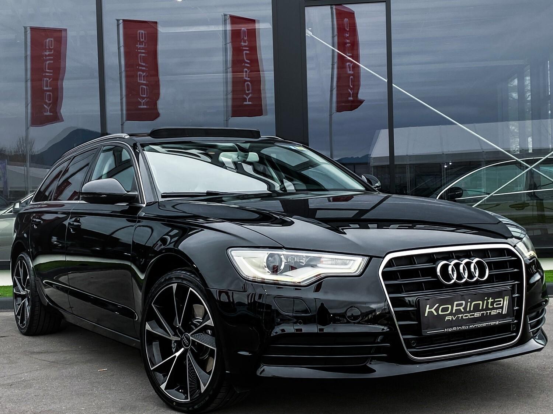 Audi A6 Avant 2.0 PANORAMA