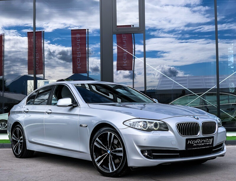 BMW serija 5: 1. LASTNIK