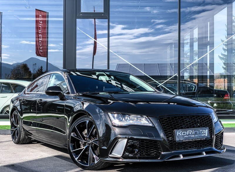 Audi A7 - quattro 3.0 TDI S-tronic RS7 - Look