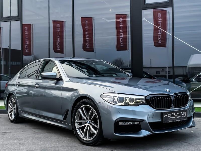 BMW 5 M-Paket-Sport-Usnje OBROK 440EUR-POLOG 6700EUR
