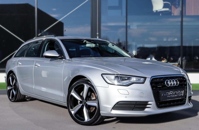 Audi A6 3.0 QUATTRO 2012