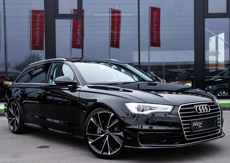 Audi A6 AVANT 2015 2.0 TDI ultra S tronic OBROK 330€