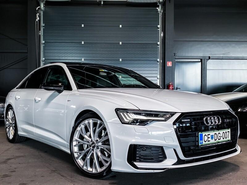 Audi A6 50TDI quattro 3X S-Line 2018-62.000km