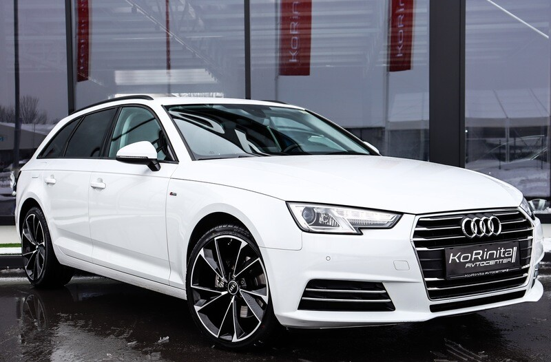 Audi A4 AVTOMATIK 2016 - 223.000km