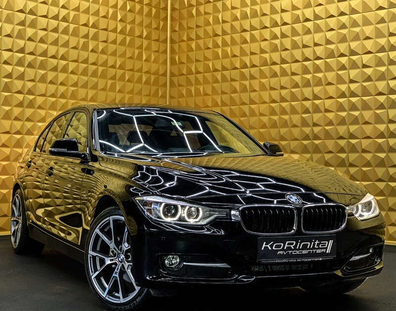 BMW serija 3: 320d xDrive OBROK 215EUR - POLOG 3100EUR