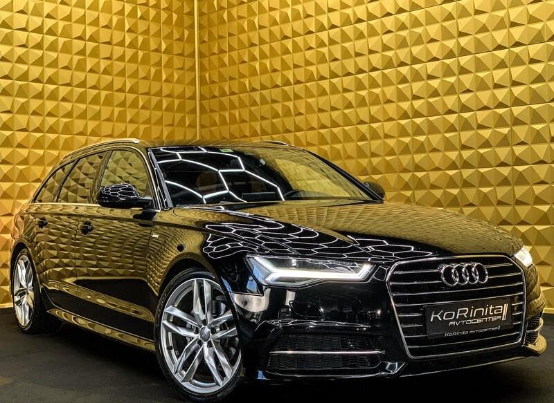 Audi A6 Avant 2.0 TDI - Matrix - 3x S-line OBROK 350EUR