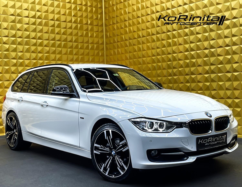 BMW 318d Touring 2015