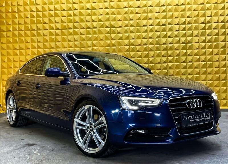 Audi A5 Sportback 3.0 TDI OBROK 285EUR - POLOG 4100EUR
