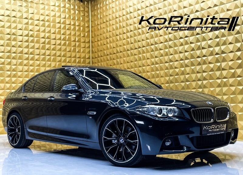 BMW 520D M OPTIK 2014-142000KM PANORAMA-OBROK 312EUR