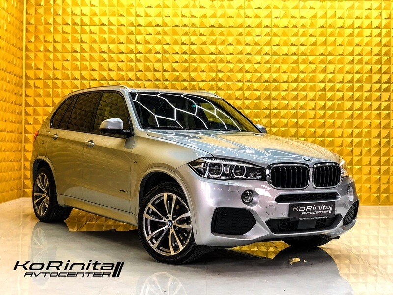 BMW X5 3.0 XDRIVE M-PACK 2017 FULL OPREMA OBROK 460EUR