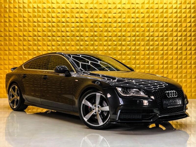 AUDI A7 3.0TDI QUATTRO RS look OBROK 330EUR 2011