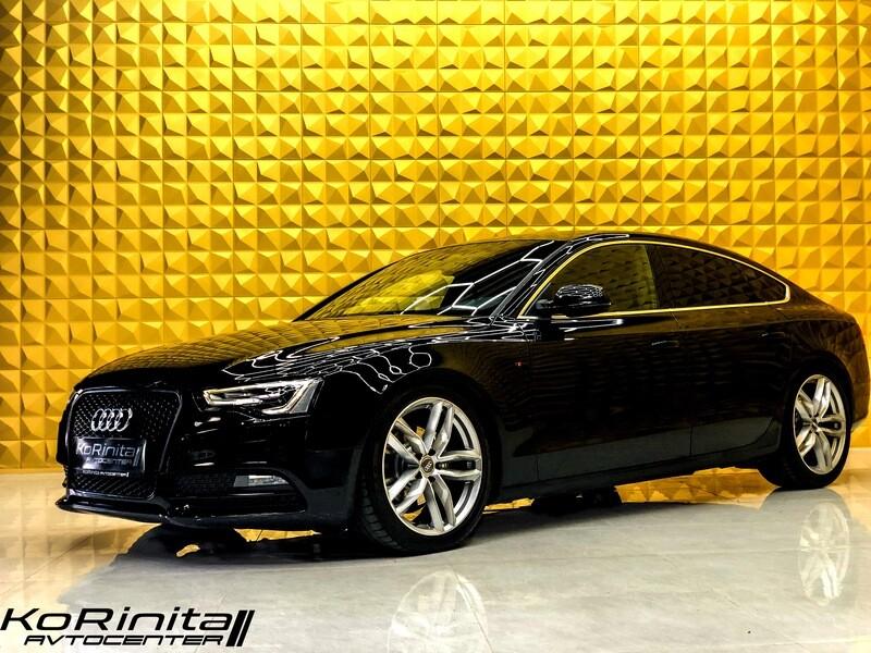 AUDI A5 Sportback 2.0 TDI Sport RS look OBROK 250EUR
