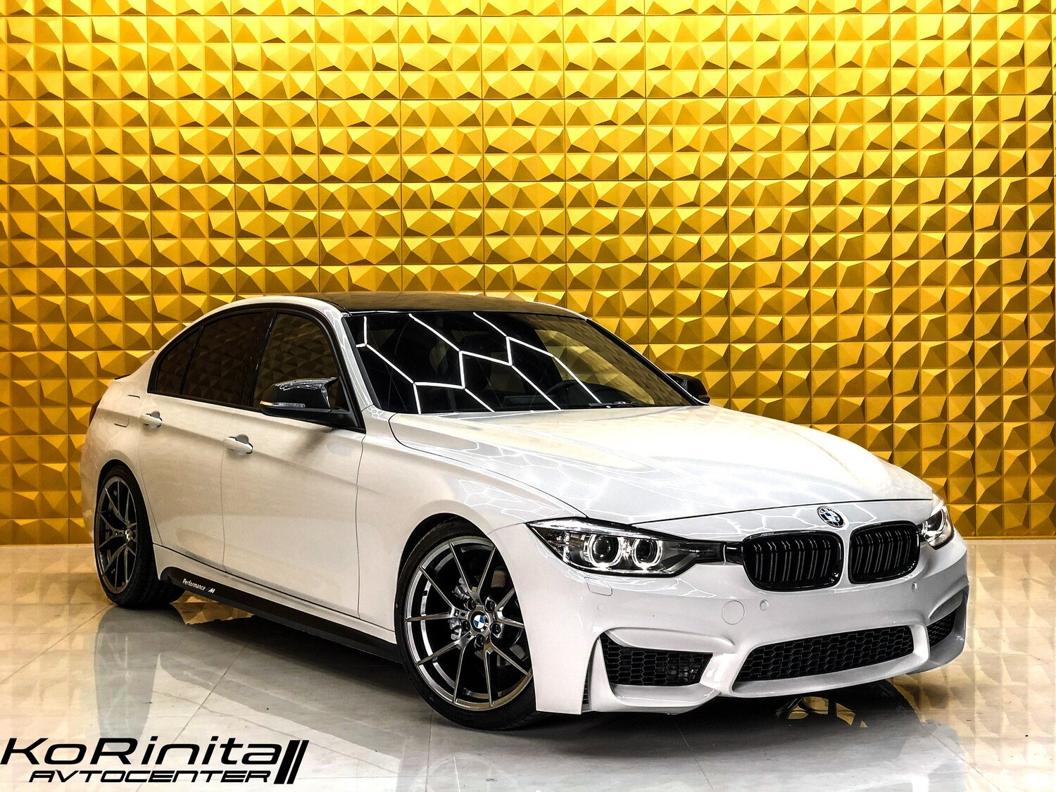 BMW M3-look 2012
