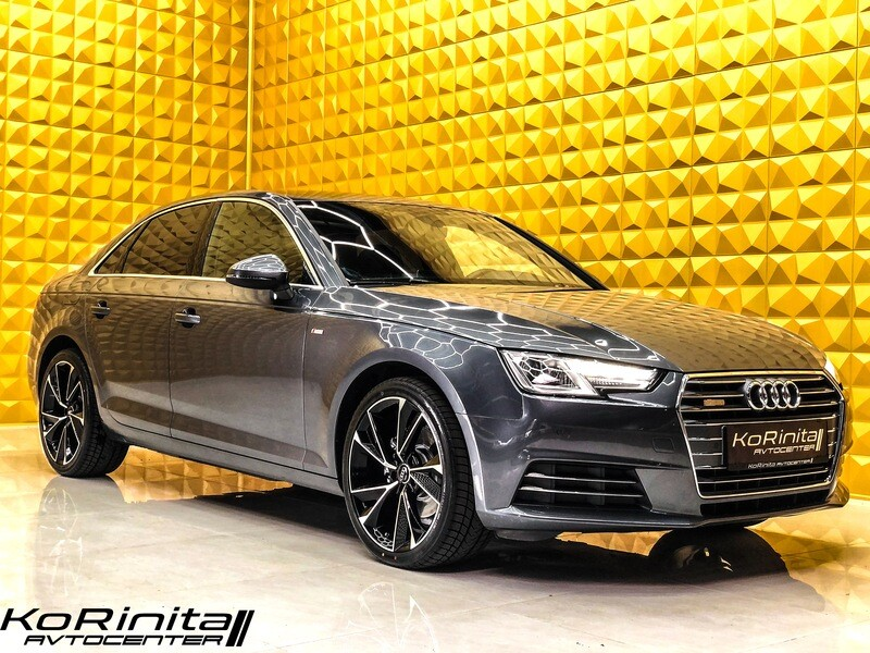 Audi A4 2.0 TDI-DIG.ŠTEVCI-S LINE-LED