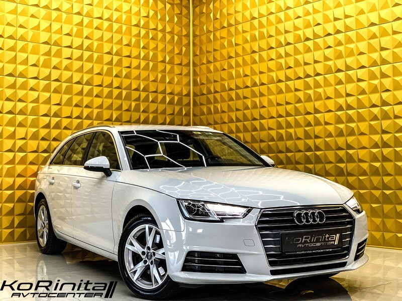 Audi A4 Avant 2.0 TDI S tronic-VIRTUAL - SPORT - GRETJE