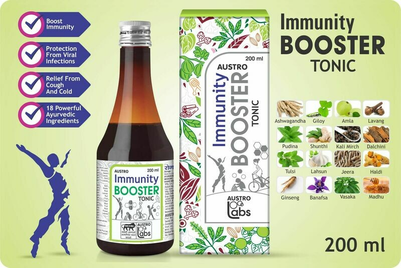 Immunity Booster Tonic
