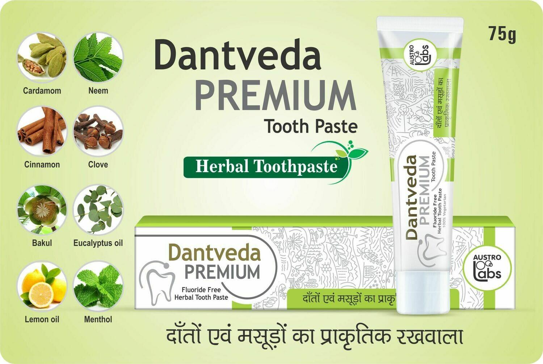 Dant Veda Premium Toothpaste