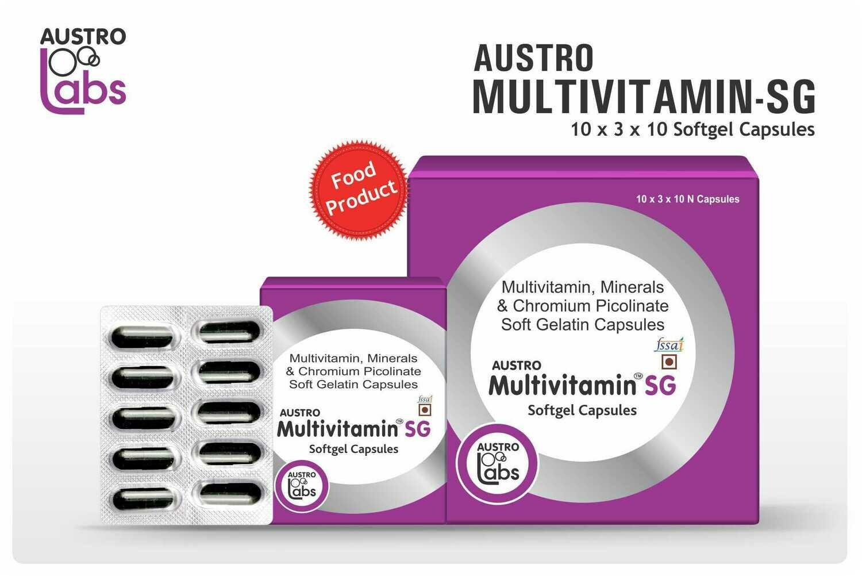 Austro Multivitamin - SG