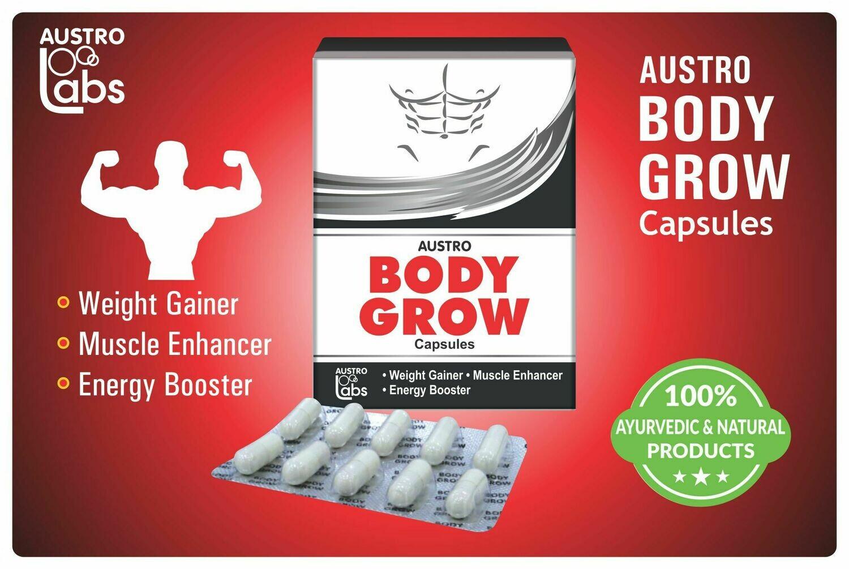 Austro Body Grow Capsules