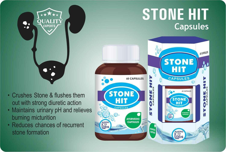 Stone Hit Capsules
