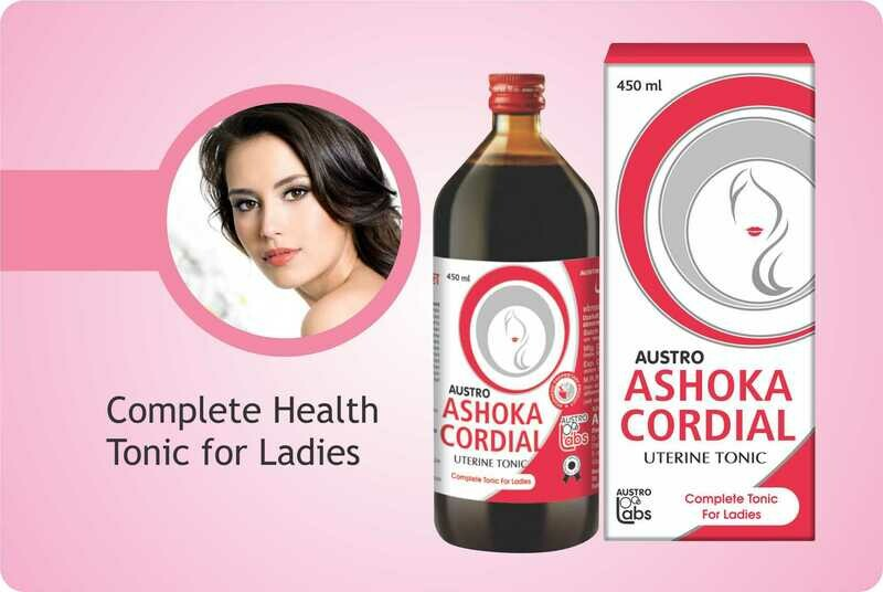 Austro Ashoka Cordial Uterine Tonic for Women