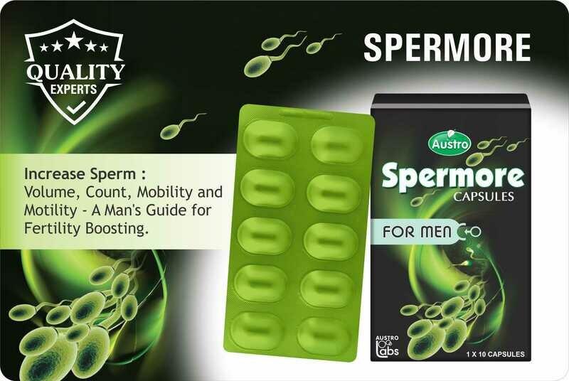 Austro Spermore Capsules