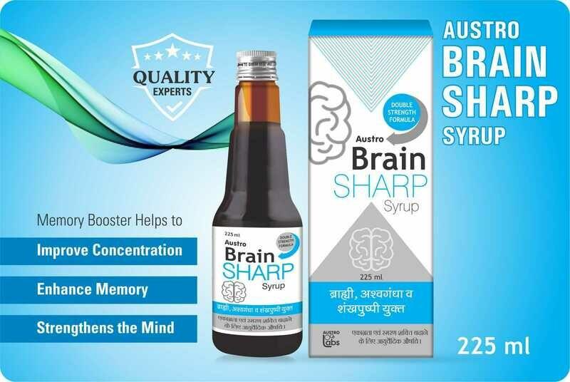 Austro Brain Sharp Syrup