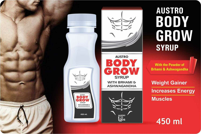 Austro Body Grow Syrup