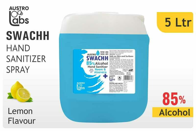 Austro Labs Swachh Hand Sanitizer Refill