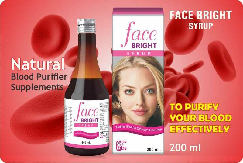 Face Bright Syrup