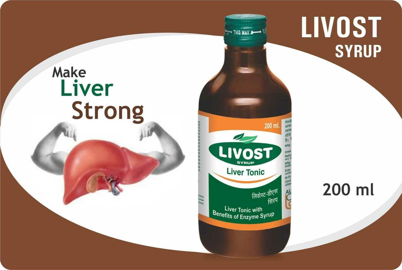 Livost Herbal Liver Tonic