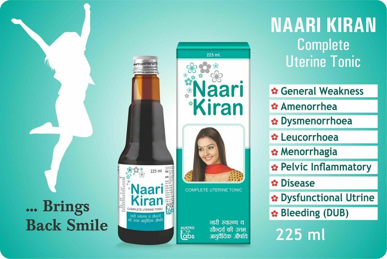 Naari Kiran Complete Uterine Tonic