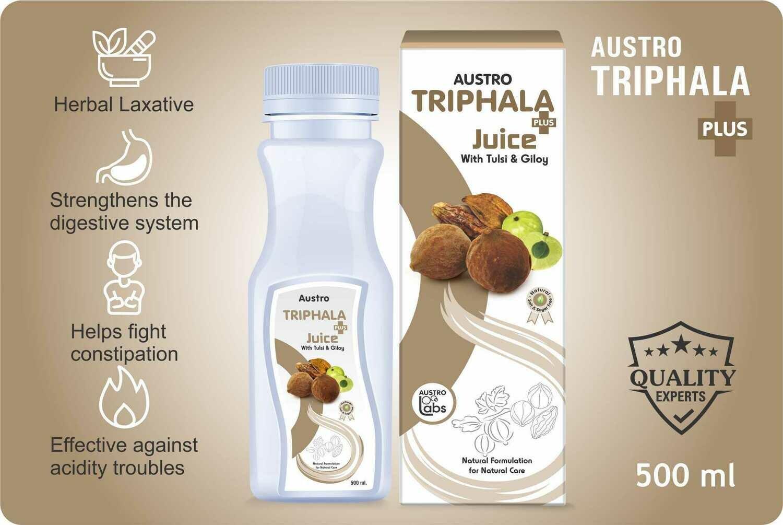 Austro Triphala Plus Juice