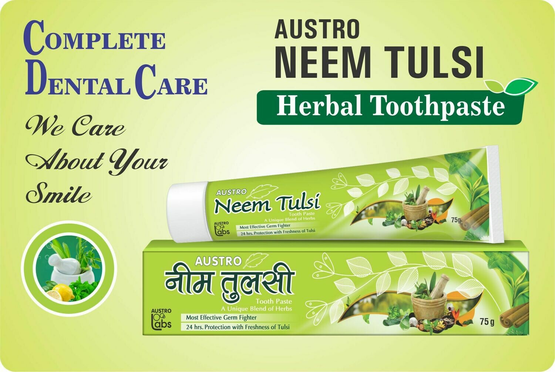 Austro Neem Tulsi Tooth Paste