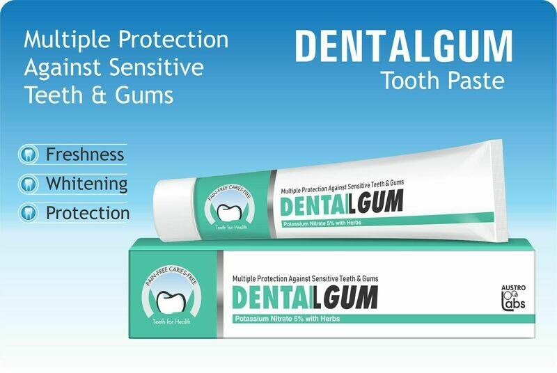 Dentalgum Tooth Paste