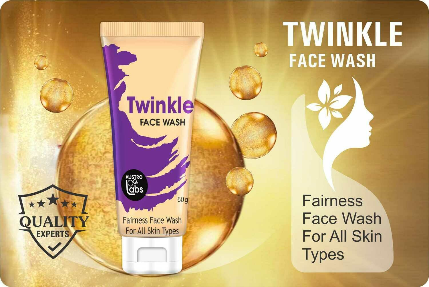 Twinkle Face Wash