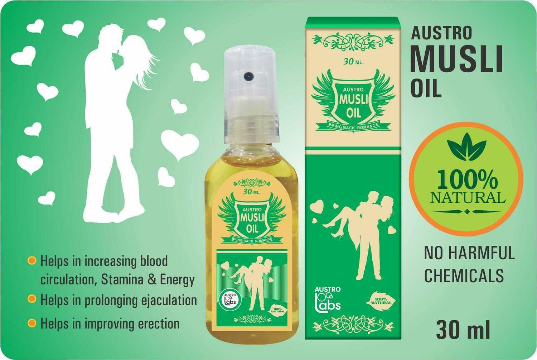 Austro Musli Oil