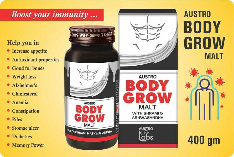 Austro Body Grow Malt