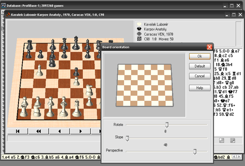 Chess Academy Goliath Blitz